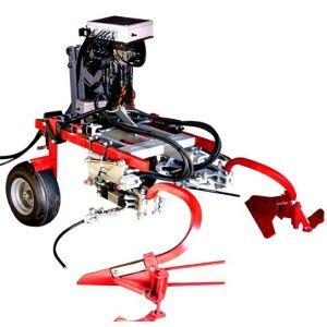 Porte outils hydraulique auto-stable autonome Egretier