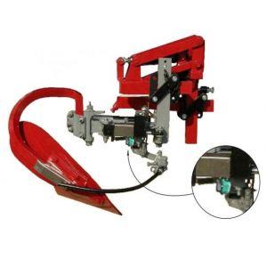 Porte-outils entre-roues équipé du porte-intercep auto-stable EGRETIER