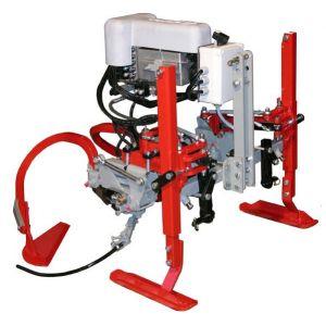 porte outils hydraulique EGRETIER, à commande au pupitre du tracteur