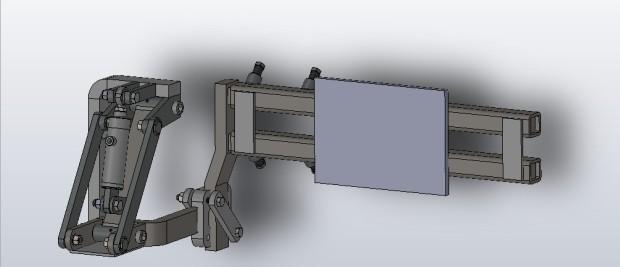 Porte-outils entre-roues EGRETIER