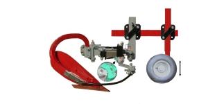 Porte-intercep Hydraulique EGRETIER