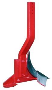 Corps de charrue à inclinaison réglable EGRETIER adaptable sur cadres et porte-outils
