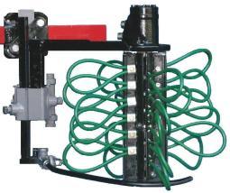 Epampreuse autonome EGRETIER adaptable sur cadres ou porte-outils