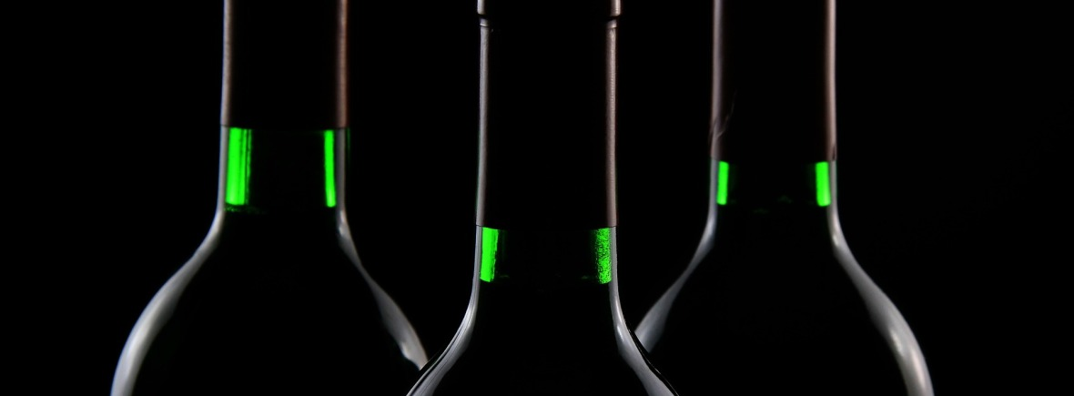 Bouteilles de vin pour décuvage et reprise EGRETIER